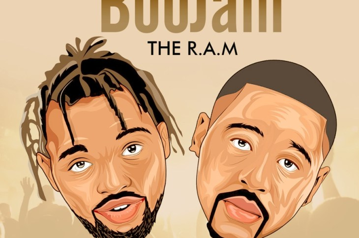Boojam - The Ram - EP