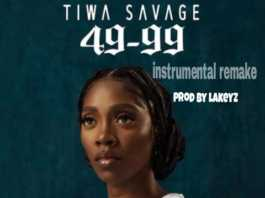 Tiwa Savage 49-99 free beat