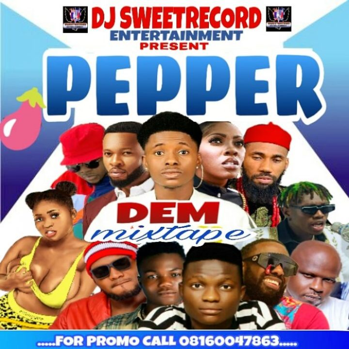 dj sweet record pepper dem mixtape