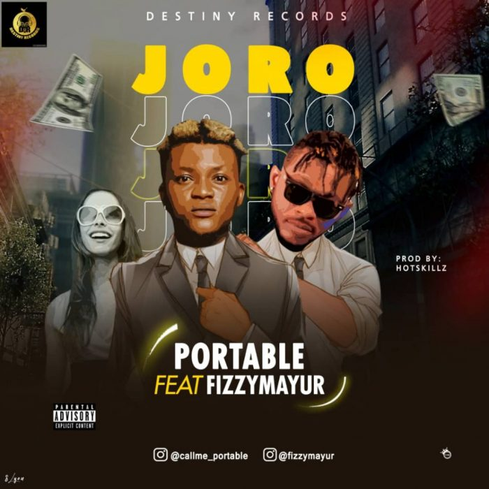Portable Ft Fizzymayur Joro