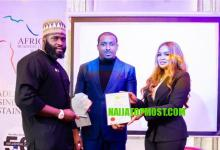 """Top 50 Most Influential CEO's In Africa"""" – Dr Zekeri Usman Bags African Business Leaders Awards"""