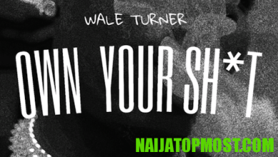 Wale Turner Hold Your Shit
