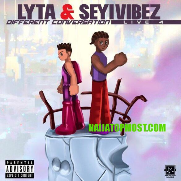 Lyta Live For (Different Conversation)