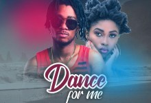 Photo of Jentle Ft. Lasi – Dance For Me
