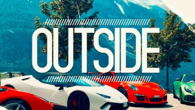 Photo of Damashee – Outside Ft. Papiwizzy, Ecrown