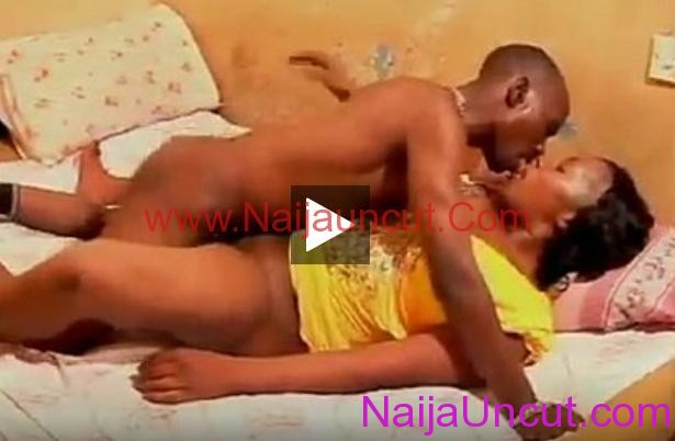 Ghana Porn: Gateman Caught Fucking Her Boss Wife