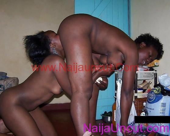 Watch: Akwa ibom Female Students Perform Live Lesbian Video