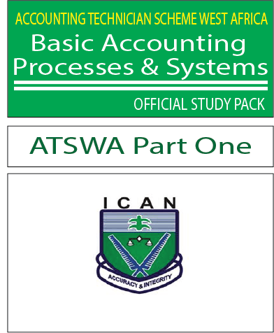 Basic Accounting Processes ATSWA1