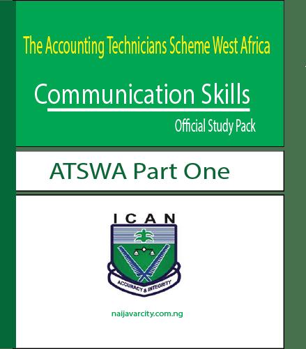 Communication skills ATSWA 1