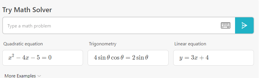 Microsoft Math Solver1