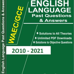 English Language WAEC Past Questions
