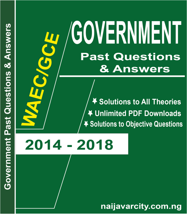 Government WAEC Past Questions