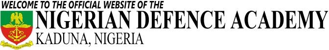 Nigerian Defence Academy Admission List 72 Regular Combatant