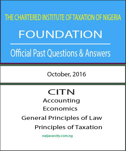 CITN Foundation 2016