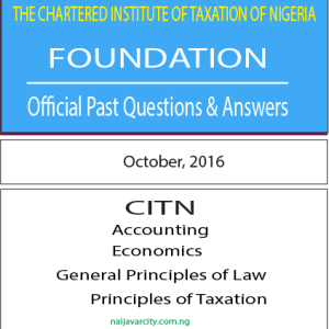 CITN Foundation 2016