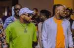 Davido Turns Music Producer On Peruzzi's Forthcoming Song 'Gaza' (Watch Here)