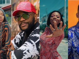 BBNaija Reunion: Diane Walks Out On Housemates As Ebuka Calls Out Her Crush