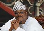Former Oyo Governor, Ajimobi, Is Dead
