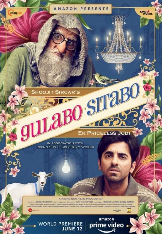 Gulabo Sitabo (2020) [Bollywood Movie]