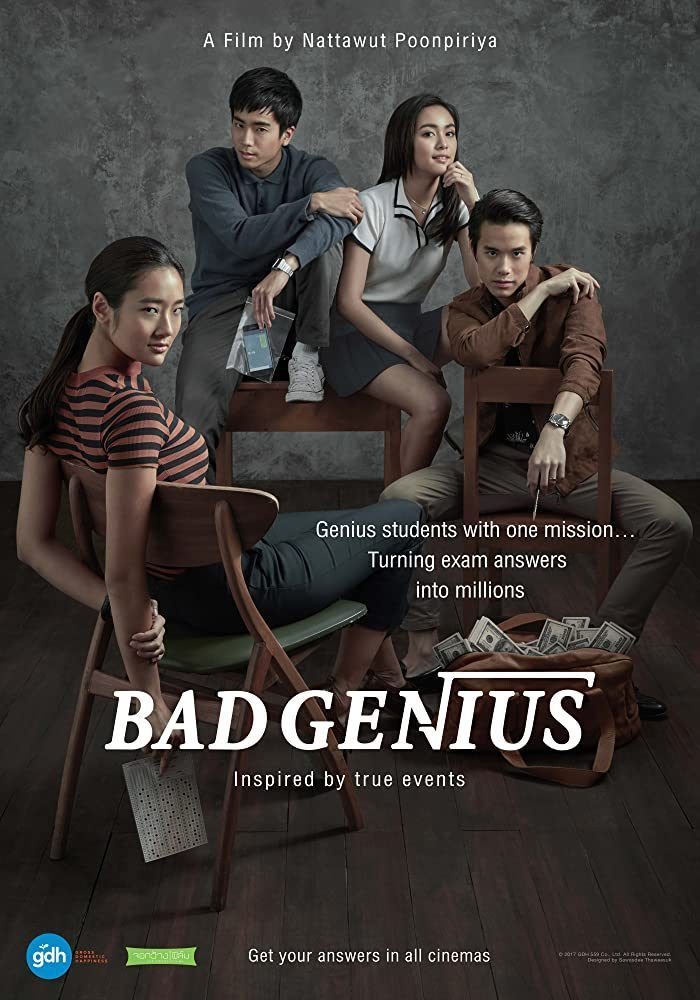 Bad Genius (2017) – Thai Movie