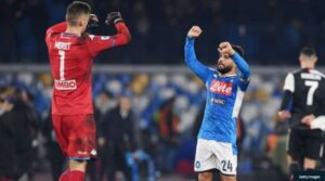 Napoli Beat Juventus 4 – 2, Win Coppa Italia (DOWNLOAD Goals Highlight)