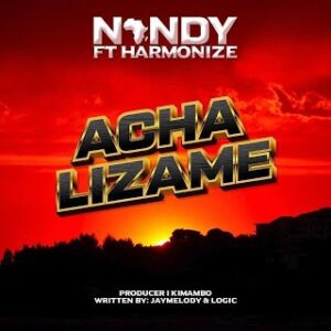 Nandy Ft. Harmonize – Acha Lizame