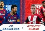 Barcelona Vs Athletic Bilbao