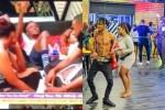 #BBNaija2020: Watch Laycon Entertain Housemates With Epic Freestyle