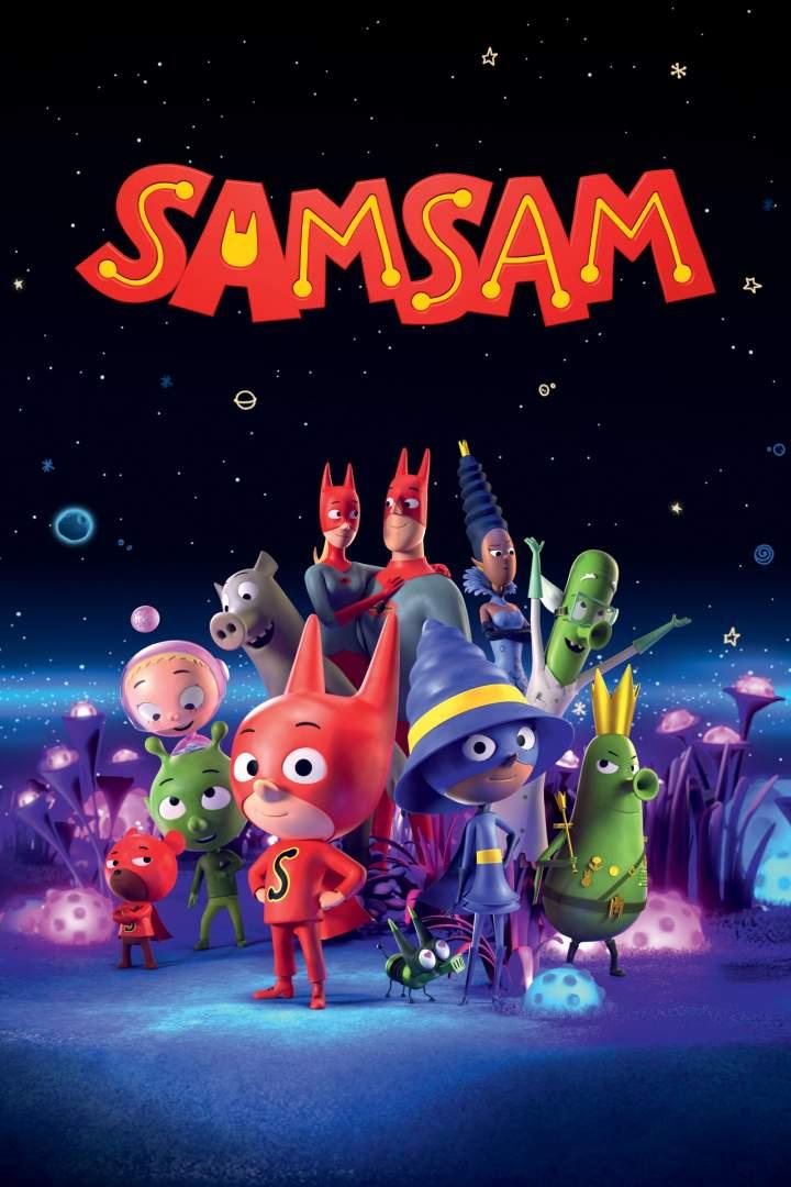 SamSam (2019) mp4 download