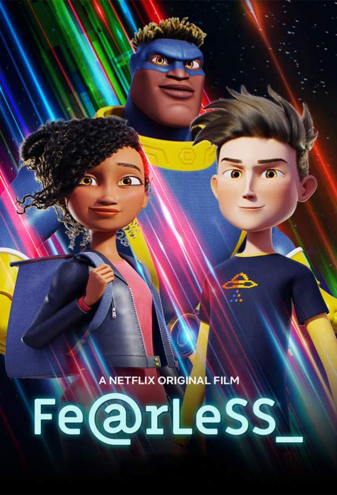 Fearless (2020) mp4