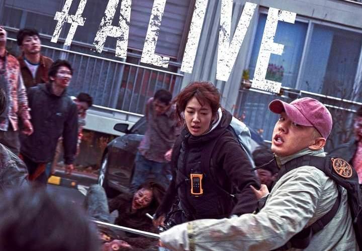 #Alive (2020) Korean Movie Mp4 download