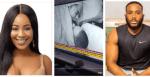#BBNaija2020: Kiddwaya and Erica appear to be having sex? (Video)