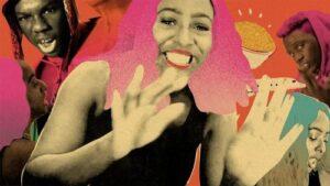 DJ Cuppy ft. Rema, Rayvanny – Jollof On The Jet Mp4