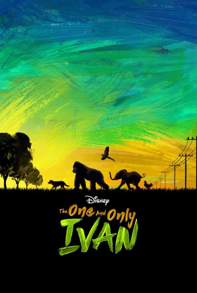 The One and Only Ivan (2020) mp4 download