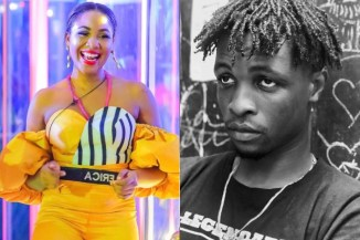 #BBNaija2020: Laycon Reveals The Issue He Had With Erica After The Live Eviction Show (Video)