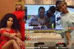 #BBNaija2020: Watch Neo's Sister, Venita And Mercy Eke Jump To joy After He Gave Vee These Wonderful Birthday Presents (Video)