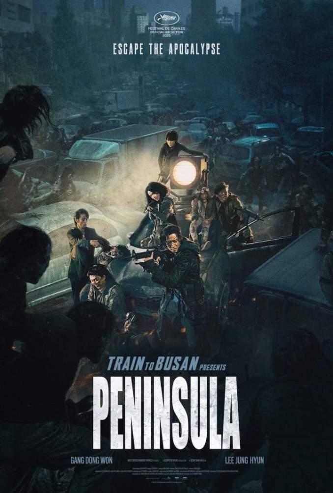 Train to Busan 2: Peninsula (2020) [Korean Movie]