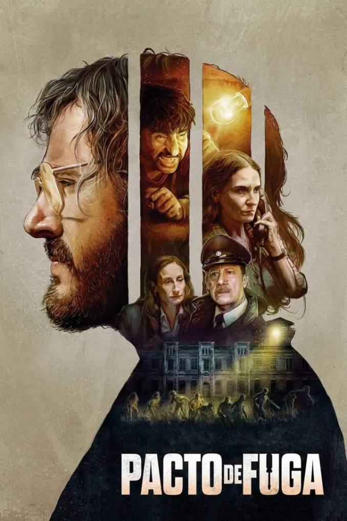 Movie: Jailbreak Pact (2020) [Spanish]