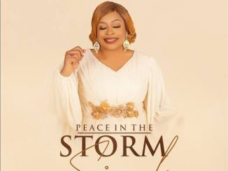 Sinach Peace In The Storm mp3 download