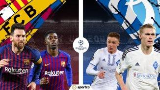 STREAM LIVE: Barcelona Vs Dynamo Kyiv [STREAM UEFA CHAMPIONS LEAGUE]