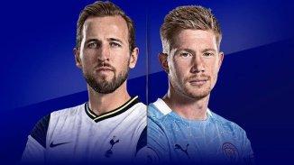 STREAM LIVE: Tottenham Vs Manchester City [Watch Now] Premier League 2020/2021