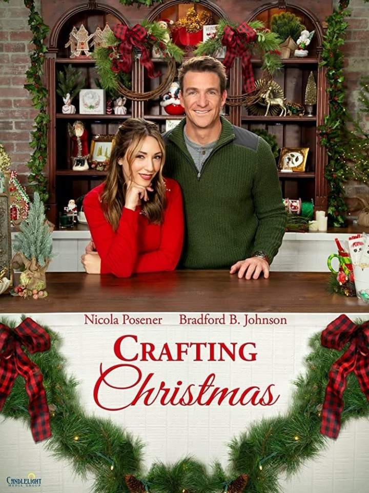 A Crafty Christmas Romance (2020)
