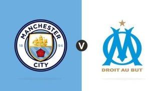 STREAM LIVE: Manchester City Vs Marseille [Watch Now] Champions League 2020/2021