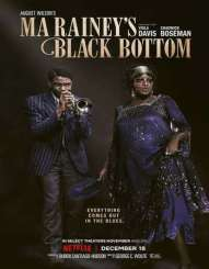 Movie: Ma Rainey's Black Bottom (2020)