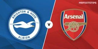 STREAM LIVE: Brighton Vs Arsenal [Watch Now] Premier League 2020/2021