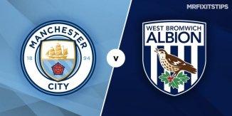 STREAM LIVE: Manchester City Vs West Bromwich [Watch Now] Premier League 2020/2021