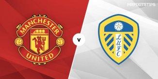 STREAM LIVE: Manchester United Vs Leeds United [Watch Now] Premier League 2020/2021