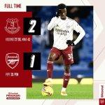 DOWNLOAD: Everton vs Arsenal 2 – 1 – Highlights