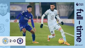DOWNLOAD: Leicester 2 – 0 Chelsea – Goals & Highlights