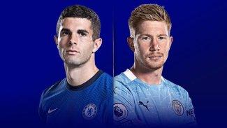 STREAM LIVE: Chelsea Vs Manchester City [Watch Now] Premier League 2020/2021